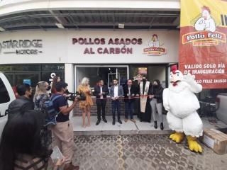 Ante la pandemia, Pollo Feliz planea abrir 100 sucursales en Jalisco durante el 2021