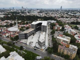 La plaza que contará con un hotel de larga estadía en el 2021