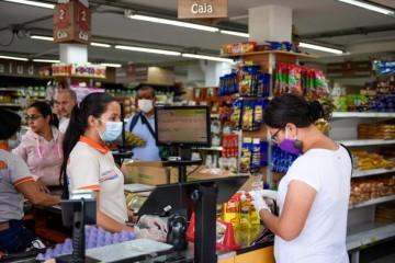 Protocolo para la apertura de farmacias y supermercados durante la pandemia.